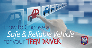 Safe car for teen drivers