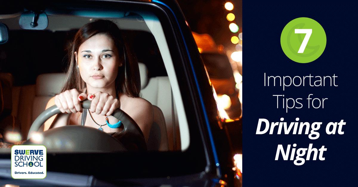 Driving at Night Tips