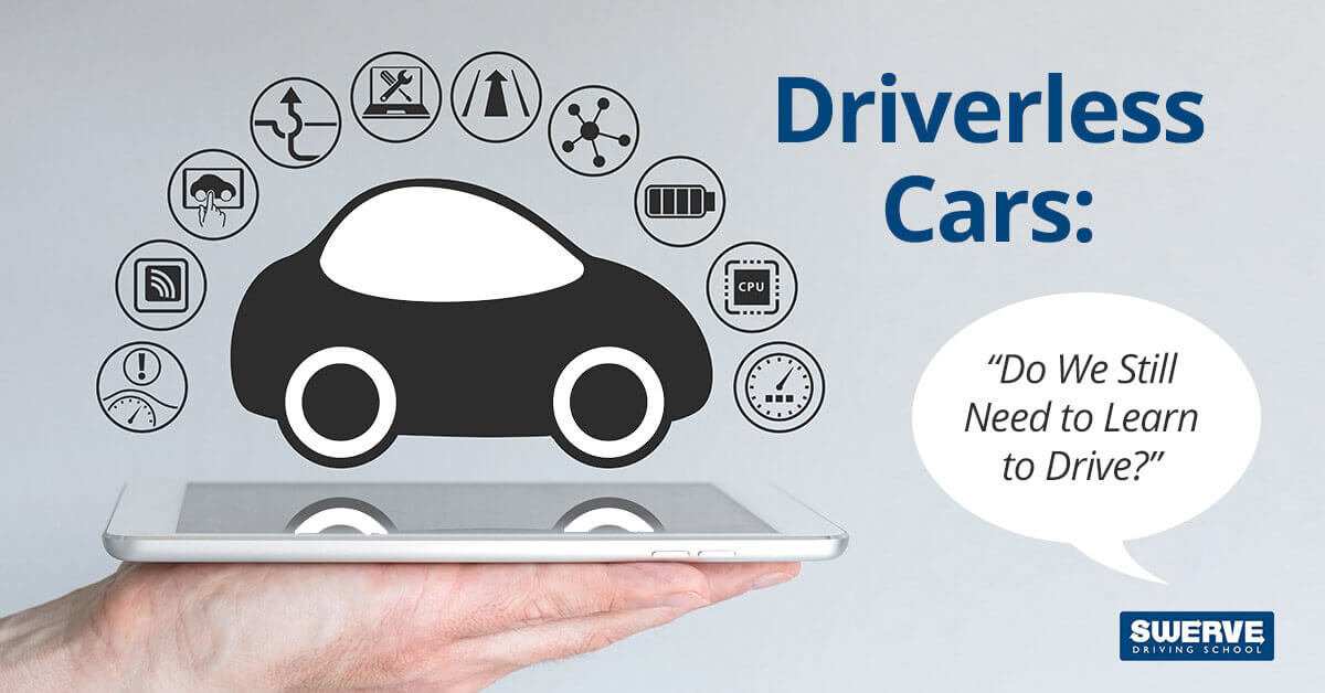 Driverless Cars: Do We Still Need to Learn to Drive?