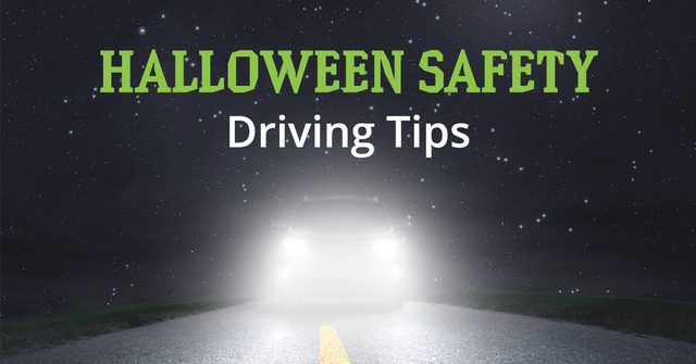 Halloween Safety Driving Tips
