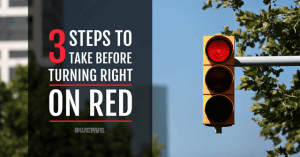 3 Steps to Take Before Turning Right on Red | Swerve Driving School