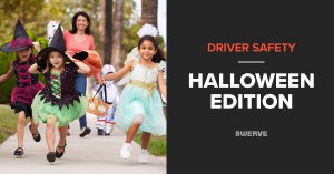 Driver Safety Halloween | Swerve Driving School