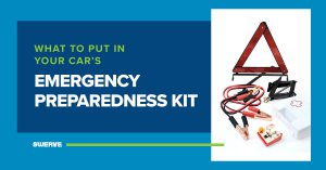 What to Put in Your Car's Emergency Preparedness Kit | Swerve Driving School
