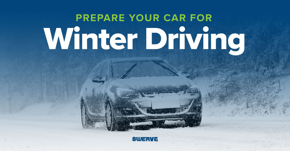 Prepare Your Car for Winter Driving | Swerve Driving School