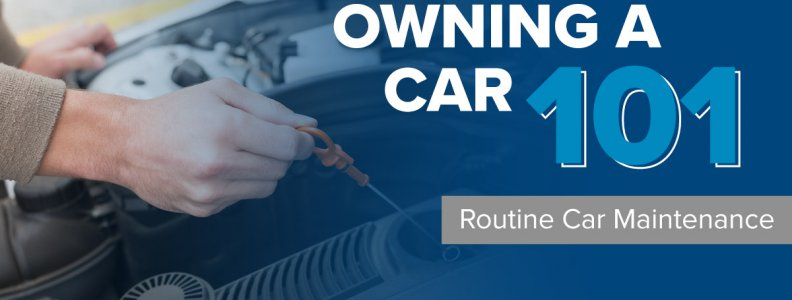 Owning a Car 101 Routine Car Maintenance | Swerve Driving School