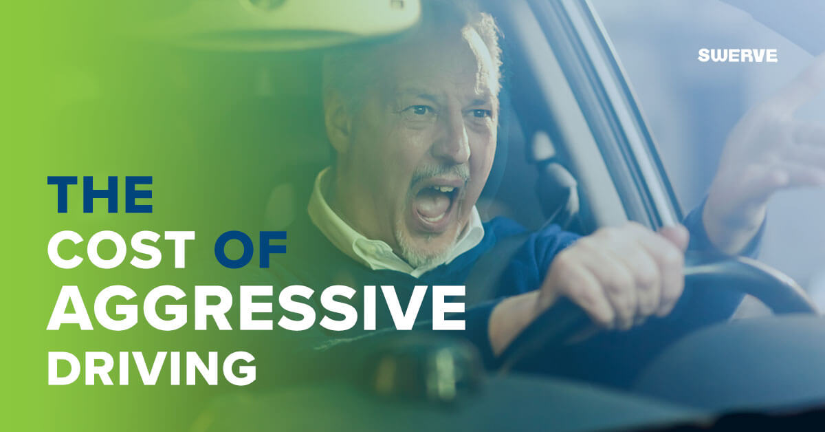 The cost of aggressive driving