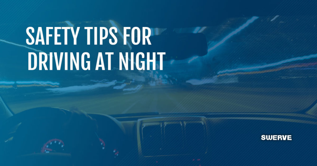 Safety Tips Driving at Night