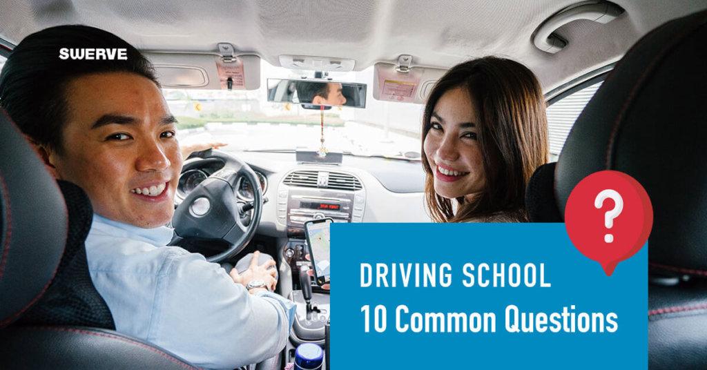 Top 10 driving questions